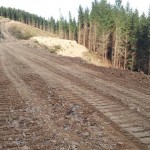Farm Track Construction