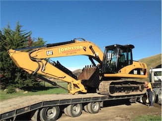 Vehicle and Equipment Cartage, Christchurch