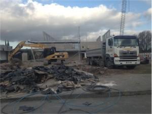 Demolition Christchurch