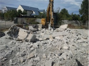 Demolition and Site Clearing, Christchurch