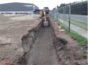 Ditch and Trench Excavation
