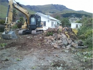 Earthmoving and Site Clearing