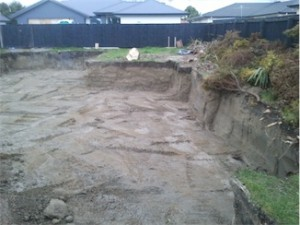 Excavation Christchurch