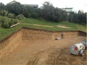 Hill Excavation
