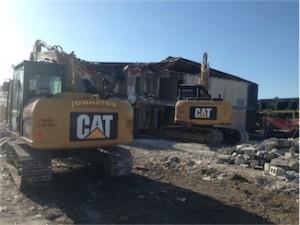 Sudima Demolition