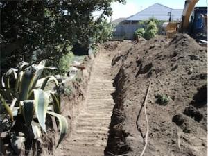Residential Earthmoving