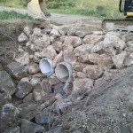 Retaining Walls and Drainage